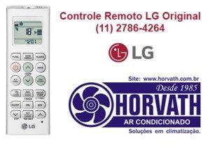 controle remoto de ar condicionado lg